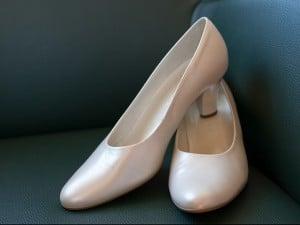 Festliche Schuhe für's Kommunionskleid