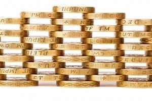Goldmünzen als Alternative